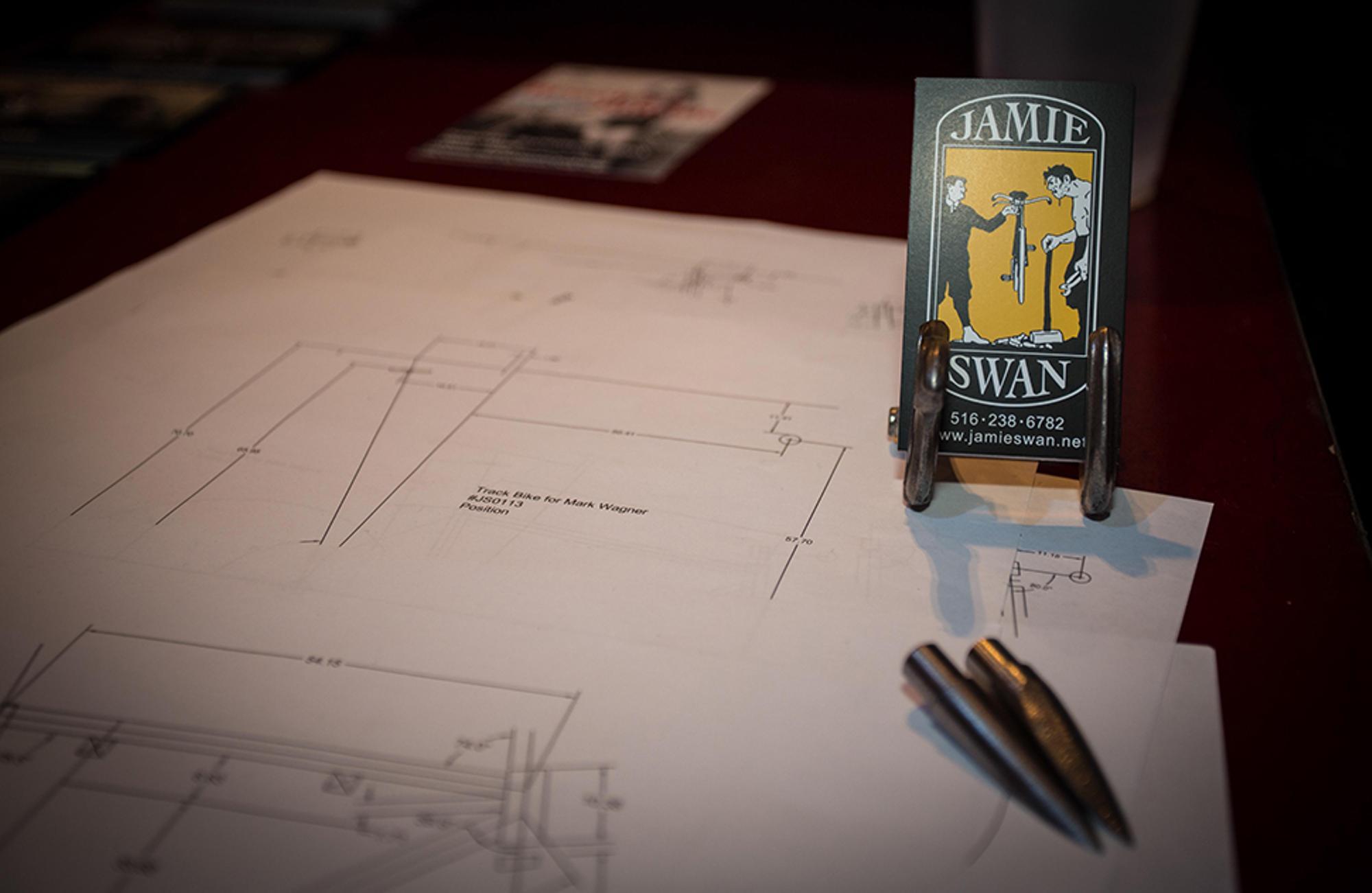 Jamie Swan drawings