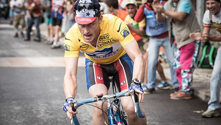 Ben Foster as Lance Armstrong