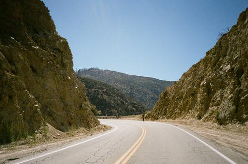 The Angeles Forest is home to some incredible riding.