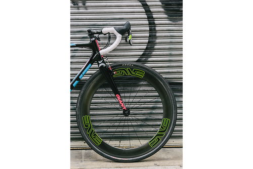 Beautiful Bicycle: Malachi's Giant TCX Cross