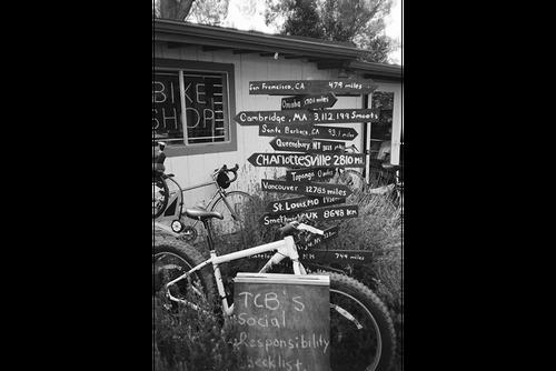 Topanga Creek Bicycles!