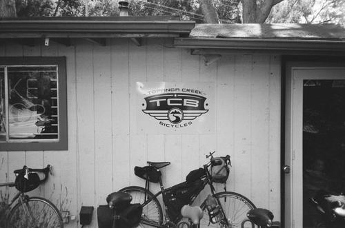 TCB pack bike