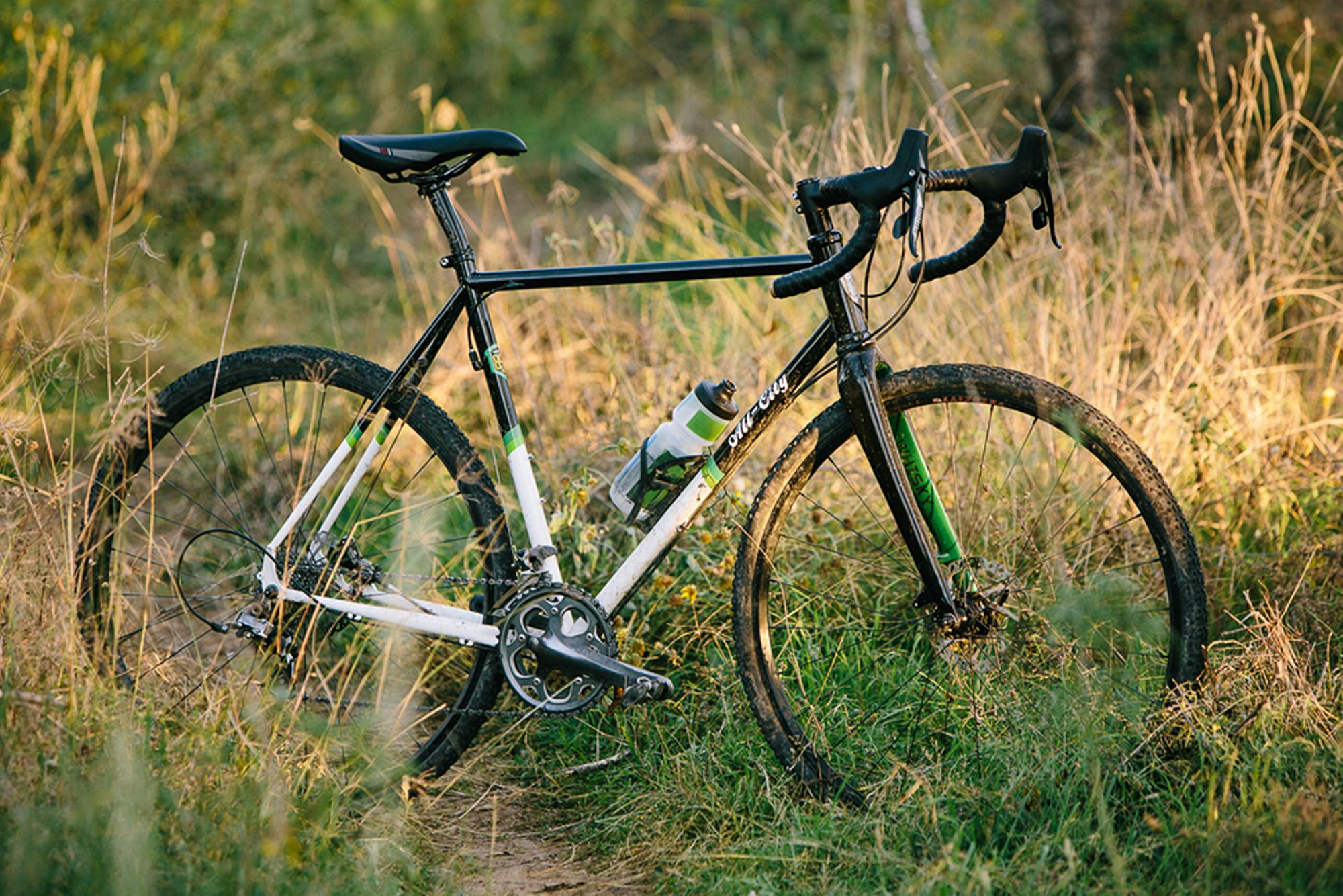 Beautiful Bicycle: Jeff's All City 853 Macho King Hydro Disc Cross