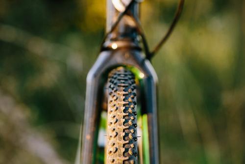 Beautiful Bicycle: Jeff's All City 853 Macho King Hydro Disc Cross