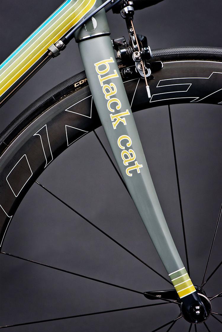 Easton Cycling: Win This Black Cat Road Dream Bike