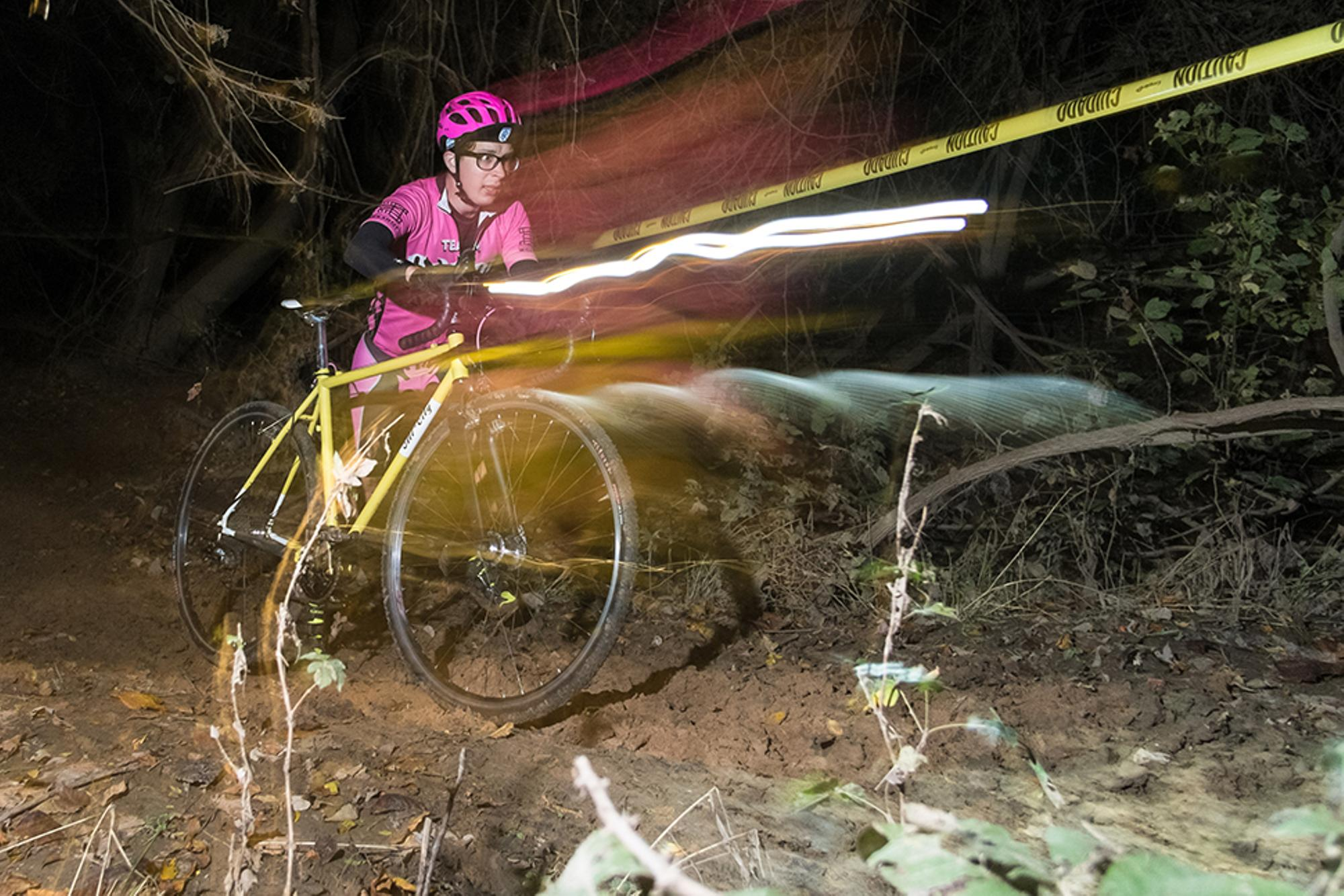 The muddy forest / photo: Nick Cantrell