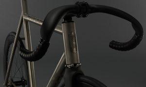 No 22 Little Wing Titanium Track Bike   The Radavist