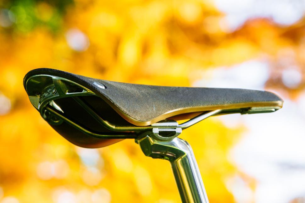 Product Review: Brooks Cambium C17 Saddle
