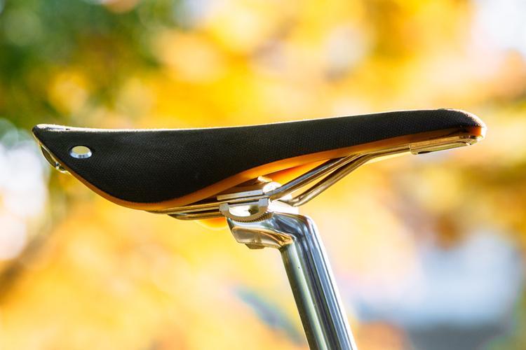 Review: Brooks Cambium C17 Saddle