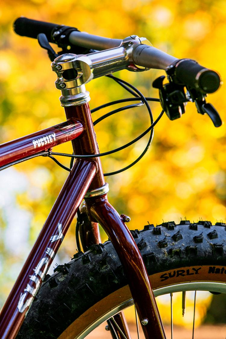 How I Got Fat with Surly's Pugsley