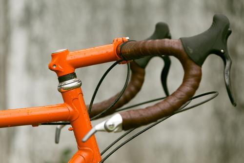 Beautiful Bicycle: Hahn's Rossman 650B Dirt Tourer