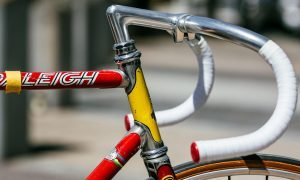 Beautiful Bicycle: Team Raleigh Track