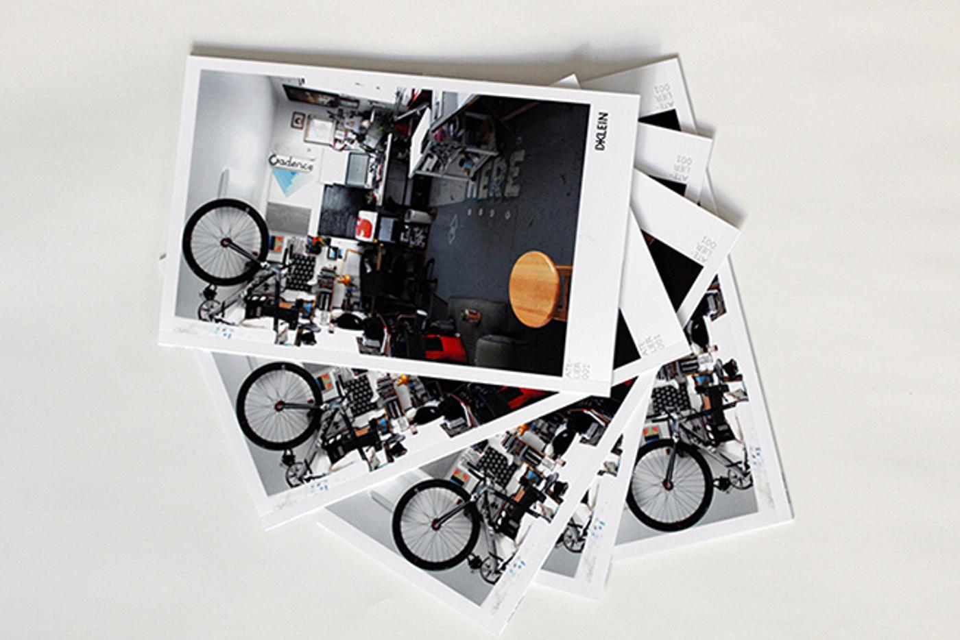 Dustin Klein's Atelier 001 Zine