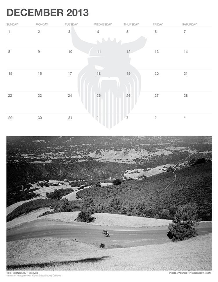 The 2013 PiNP Calendar: December