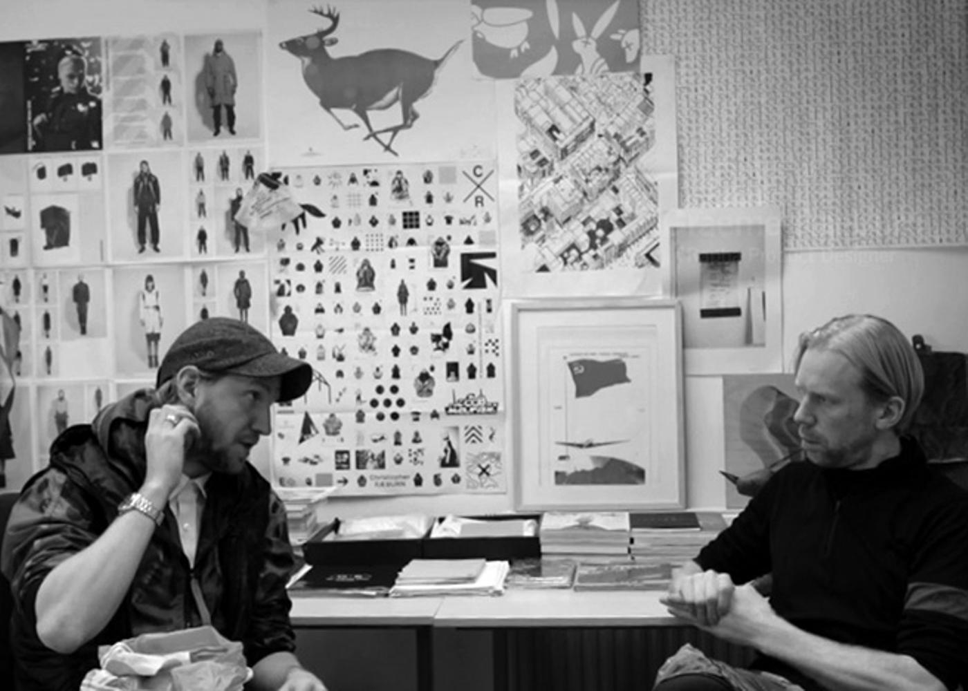 Interviewed: Christopher and Graeme Raeburn on their 2013 Rapha Collection