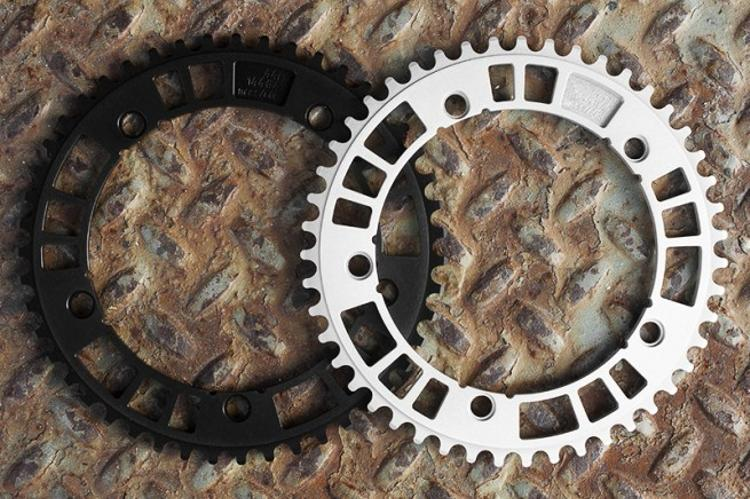 In Stock: AARN 144#47 or 144#49 Track Chainrings