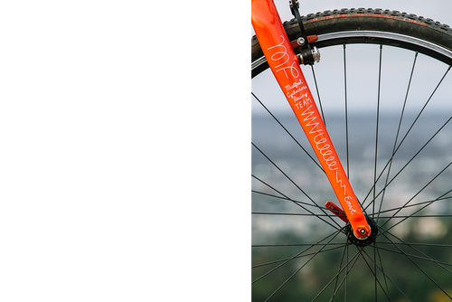 Beautiful Bicycle: Kyle's Stinner Frameworks Team Mudfoot Cross