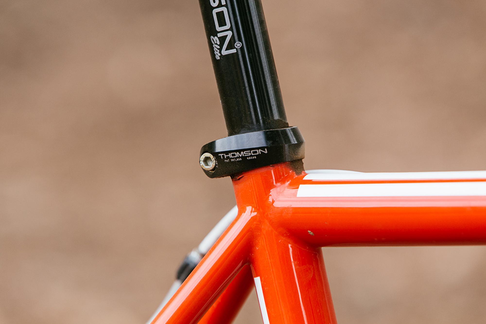 Beautiful Bicycle: Ryan's Stoemper SSCX
