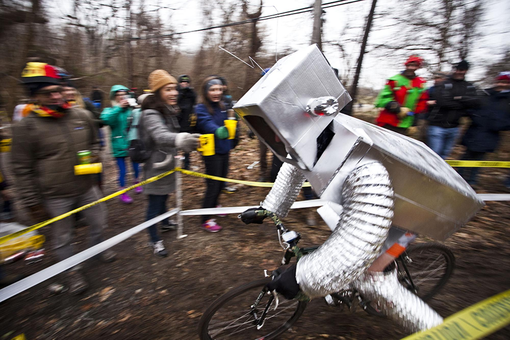 Guest Gallery: Chris King at the 2013 SSCXWC in Philly
