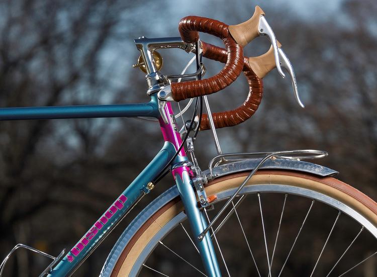 Bishop Bikes: Ryan's 650b Randonneur