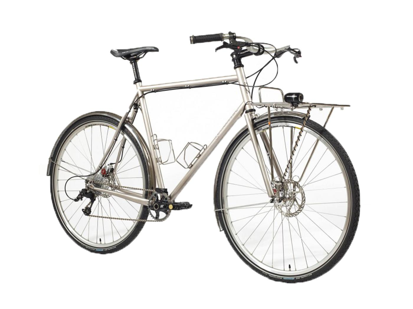 Geekhouse Bikes: The Brentwood Porteur
