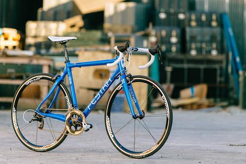 Beautiful Bicycle: Andrew's Festka Zero Carbon Road