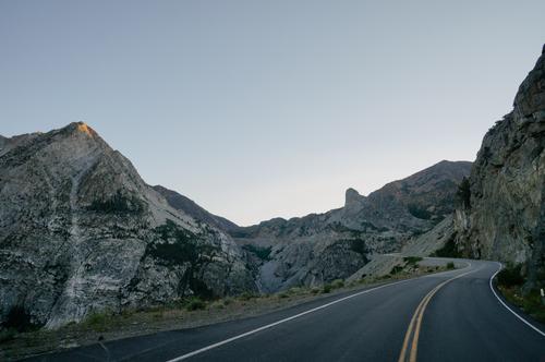 Tioga Pass - Yosemite, CA
