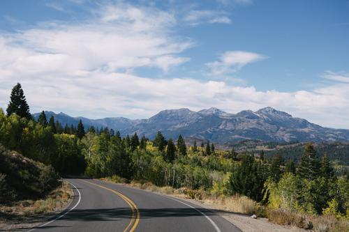 Monitor Pass West - Sierra Nevada, CA