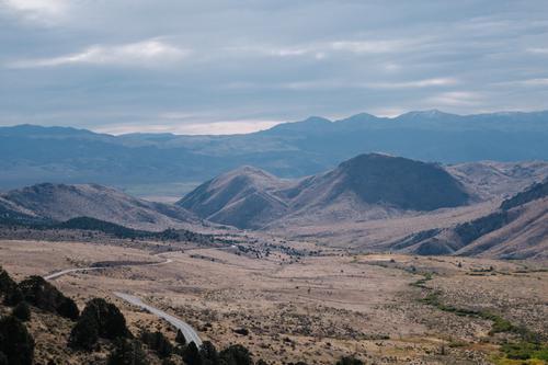 Monitor Pass East - Sierra Nevada, CA