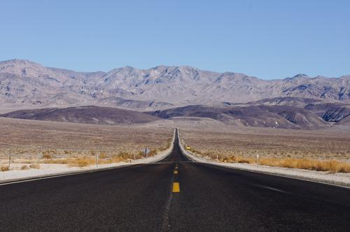 Townes Pass - Death Valley, CA