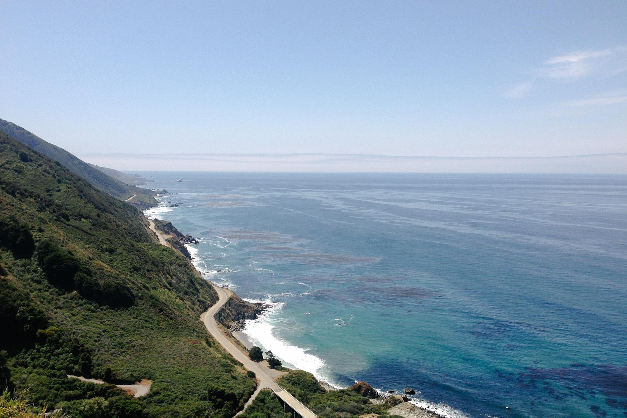 Highway 1 - Big Sur, CA