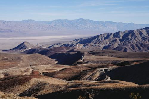Nadeau Trail - Death Valley, CA