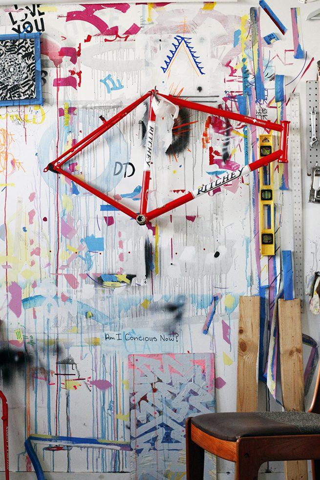 Swiss cross WIP wailing wall