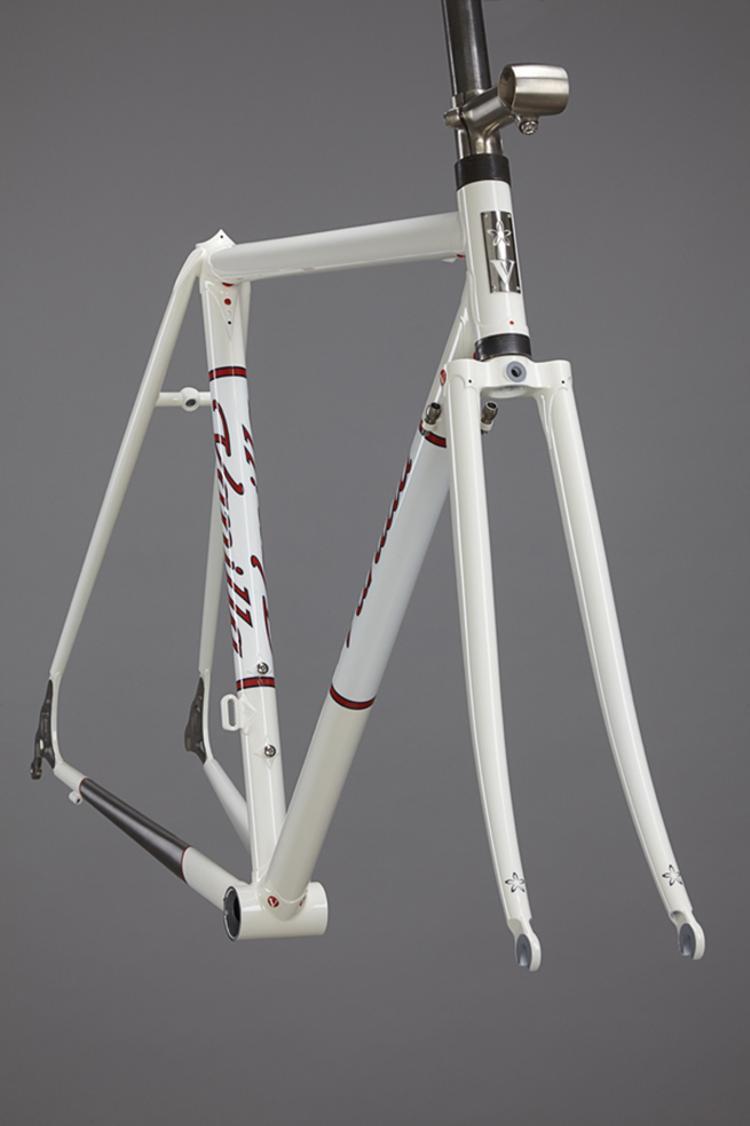 Vanilla Bicycles: Shorty Road Frameset
