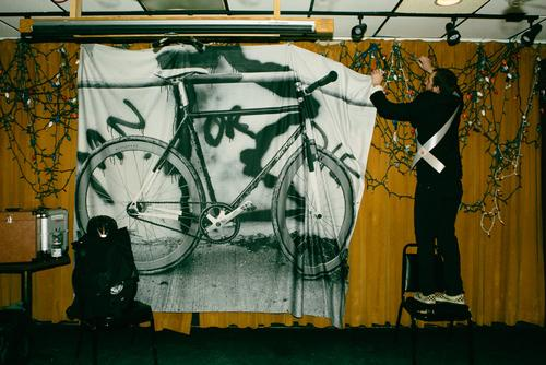 Frostbike 2014: All-City Snow Ball