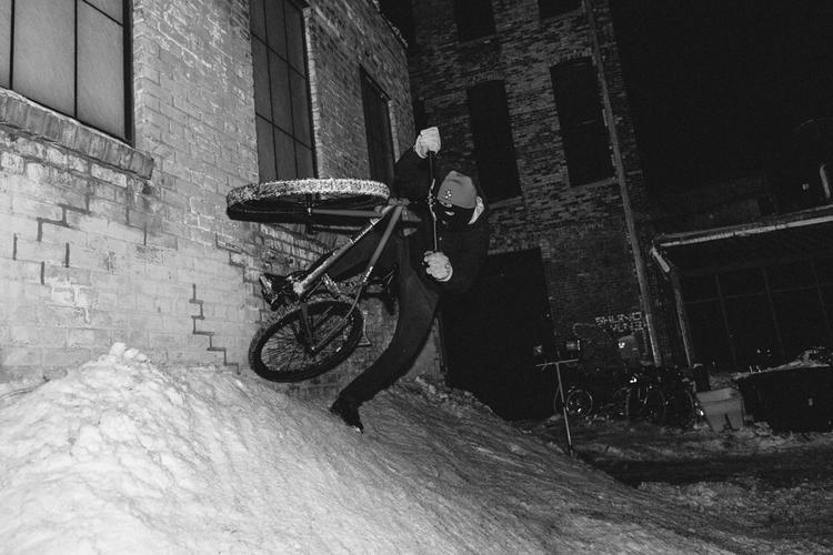 Frostbike 2014: Cutters Ball at Handsome Cycles and One on One