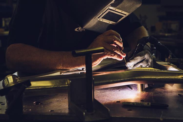 Foes Racing – Handmade in Pasadena Aluminum MTB Frames