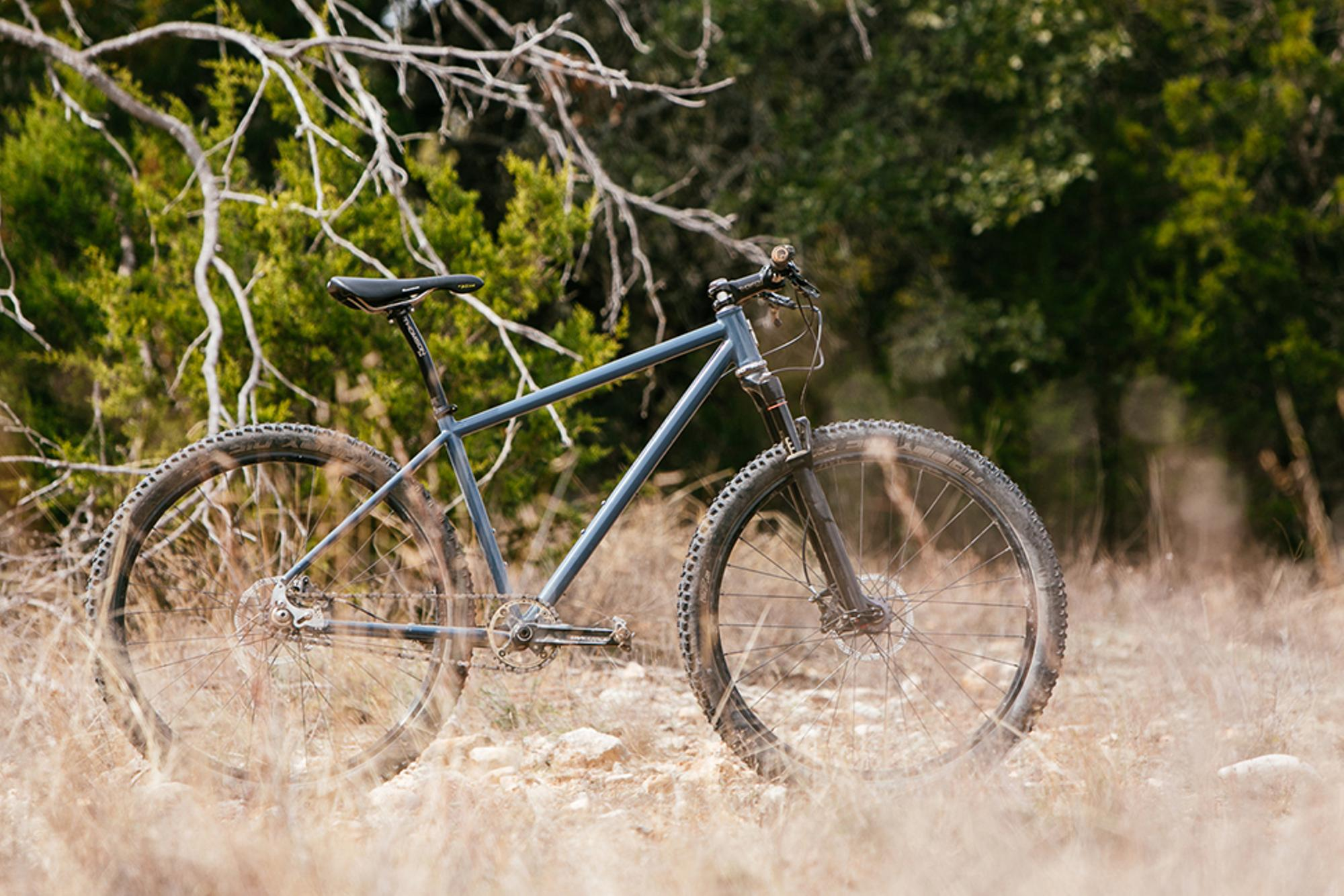 Beautiful Bicycle: Cycles d'Autremont 27.5 Singlespeed Hardtail