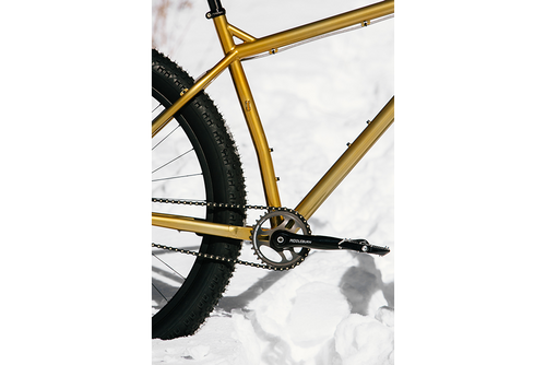 Beautiful Bicycle: Whisky Parts Surly Krampus MTB