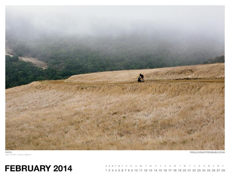 The 2014 PiNP Calendar: February
