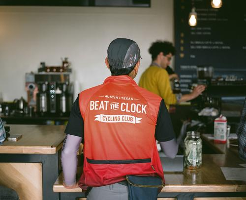 The new Beat the Clock vest by ENDO.