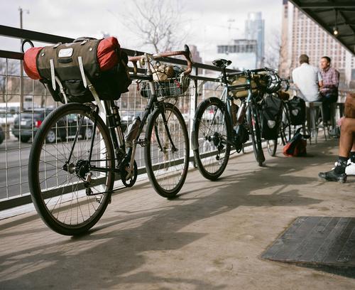 Bikes loaded...