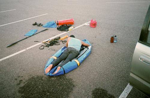 Guest Gallery: Ty Hathaway - Bike Pack Rafting in Arizona