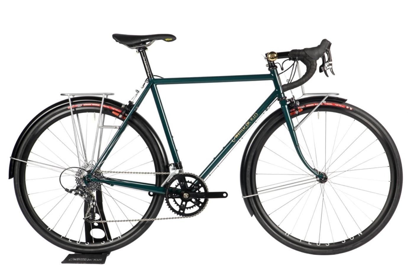 Winter Bicycles: Allaban Light Tourer