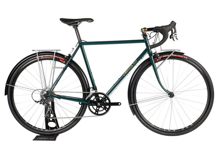 Winter Bicycles: Allaban Light Tourer