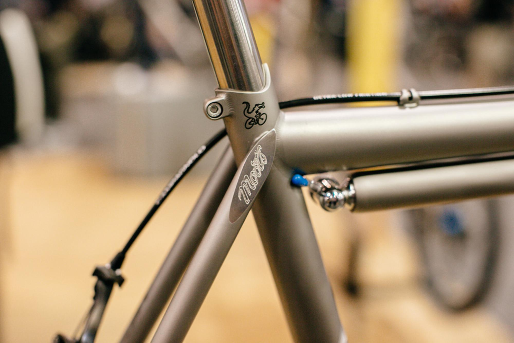 ... and I could finally check out this Vecchio's Moots!