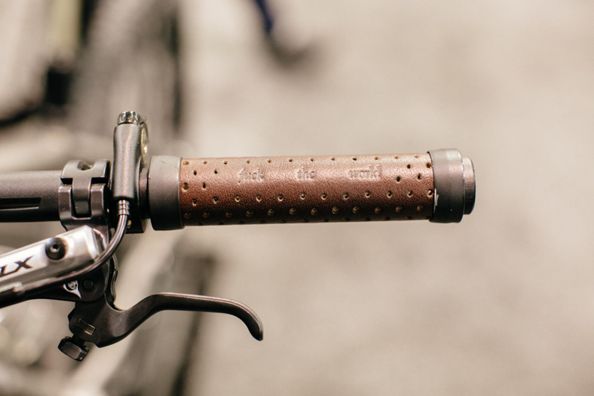 Great grips.