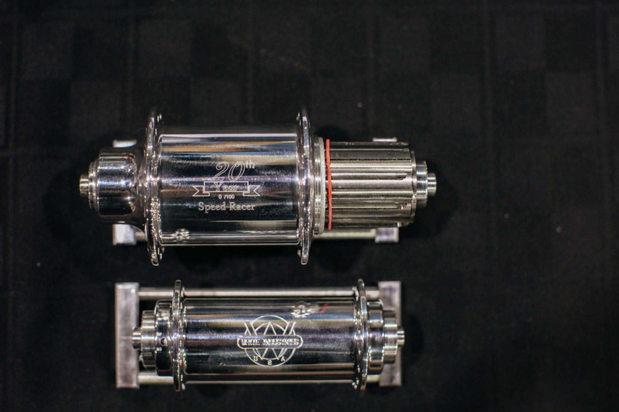 White Industries 20th Anniversary Edition Hubs