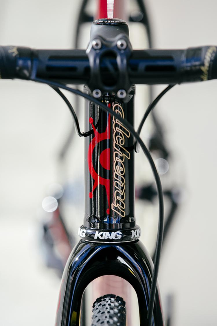 2014 NAHBS: Alchemy Cross