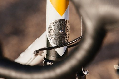 2014 NAHBS: Avery County Cycles Cross